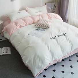 Hello beautiful bedding set