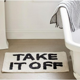 Take it off absorbent non-slip mat